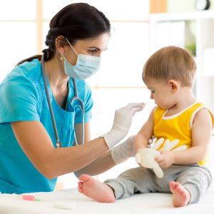 Vaccinazioni del bambino allergico