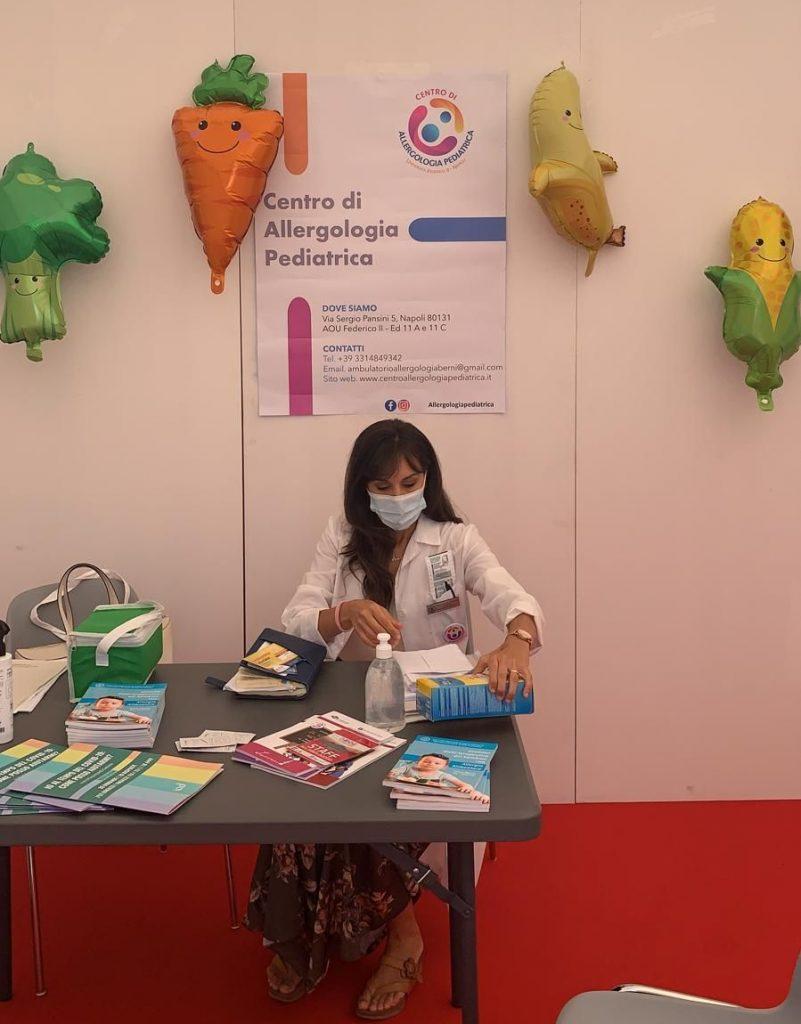 Donne il festival della salute e del benessere femminile a Napoli - Allergologia Pediatrica